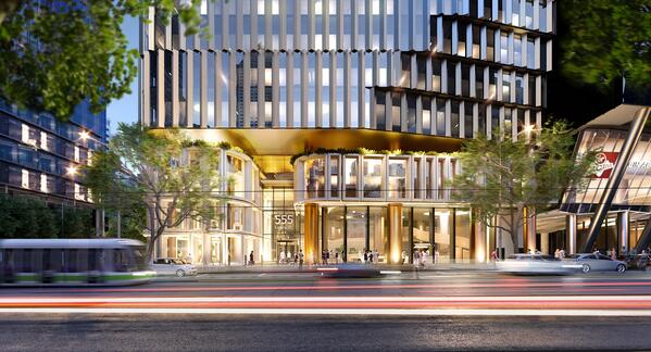 160920 - Project of the Week - 555 Collins Street 4