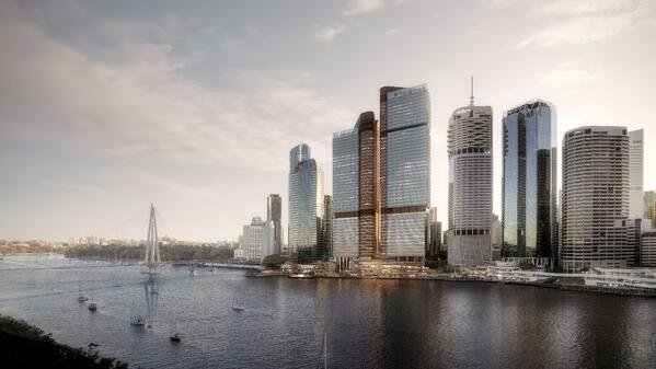 030221 - Project of the Week - Dexus Waterfront Place 2