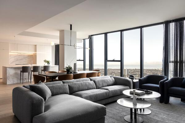 260521 - Project of the Week - Melbourne Square Manhattan Apartment