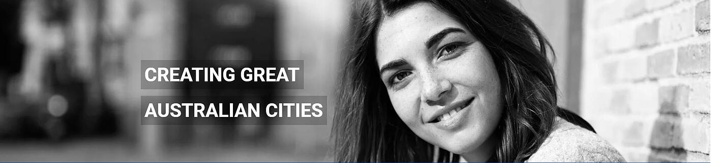 creating great cities banner