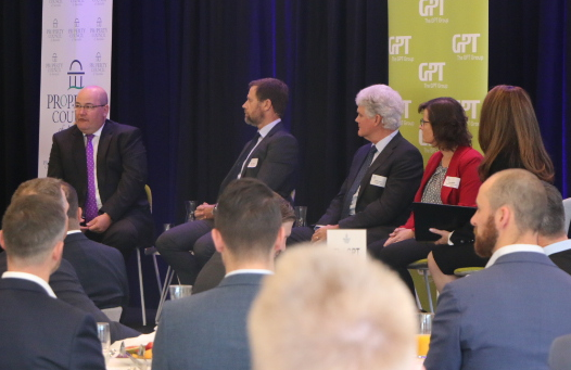 The Property Council held its Building the Western City breakfast in the leadup to the formation of the Western Sydney Taskforce.